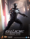GI Joe Retaliation Snake Eyes Sixth Scale Figure