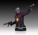 Guardians of the Galaxy Star Lord Mini Bust