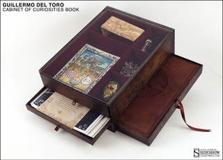 Guillermo Del Toro Cabinet of Curiosities Limited Edition Book