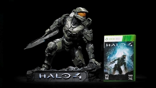 Halo 4 Master Chief Statue by McFarlane Toys