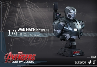 Hot Toy War Machine Mark II 1/4 Scale Bust