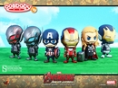 Hot Toys Avengers Age of Ultron Cosbaby Series 1 Set