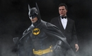 Hot Toys Batman Returns Batman and Bruce Wayne 1/6 Scale Figure Set