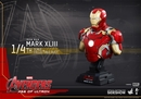 Hot Toys Iron Man Mark XLIII 1/4 Scale Bust