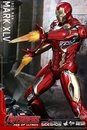 Hot Toys Iron Man Mark XLV Diecast 1/6 Scale Figure