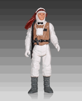 Hoth Luke Jumbo Figure by Gentle Giant