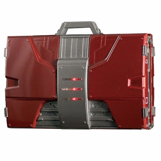 Iron Man 2 Mark V Suitcase Mobile Fuel Cell