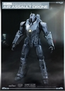 Iron Man 2 Super Alloy Air Assault Drone 1/12 Scale Figure