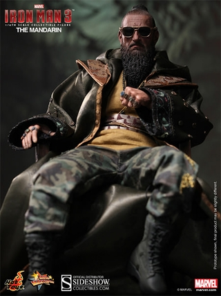 Iron Man 3 Mandarin 1:6 Scale Figure