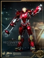 Iron Man Mark 35 Red Snapper Sixth Scale Figure - Power Pose Series