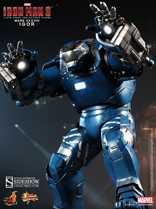 Iron Man Mark 38 Igor 1/6 Scale Figure