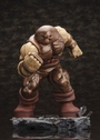 Juggernaut Danger Room Session Fine Art Statue