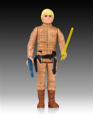 Kenner Bespin Luke Jumbo Action Figure