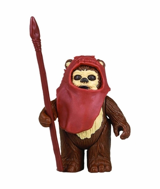 Kenner Inspired Wicket Jumbo Action Figure