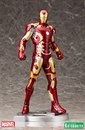 Kotobukiya Avengers Age of Ultron Iron Man Mark 43 ARTFX Statue