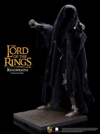 Lord of the Rings Ringwraith 1/6 Scale Figure