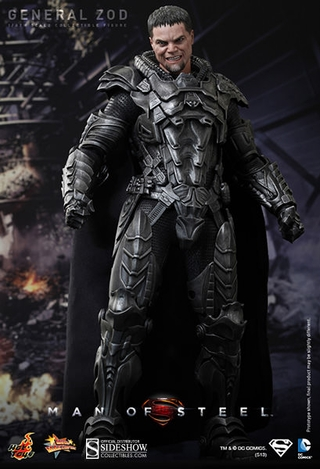 Man of Steel General Zod 1:6 Scale Figure