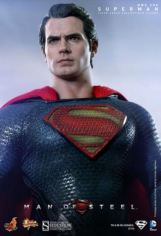 Man of Steel Superman 1/6 Scale Figure