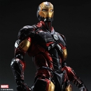 Marvel Comics Variant Play Arts Kai Iron Man Figure