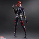 Marvel Universe Variant Play Arts Kai Black Widow Figure