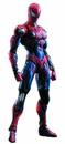 Marvel Universe Variant Play Arts Kai Spider-Man Figure