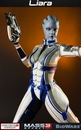 Mass Effect 3 Liara Tsoni Statue