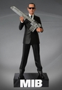 Men in Black Agent K Quarter Scale Statue
