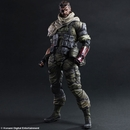 Metal Gear Solid V Play Arts Kai Venom Snake Figure