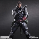 Metal Gear Solid Venom Snake Sneaking Suit Version Figure
