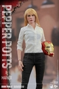 Pepper Potts and Iron Man Mark IX 1/6 Scale Figure Set