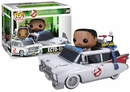 POP Ghostbusters Ecto 1 with Winston Zedmore