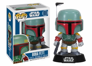 POP Star Wars Boba Fett Figure