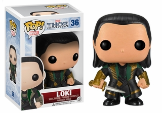 POP Thor the Dark World Loki Figure