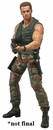 Predator Dutch 1/4 Scale Figure
