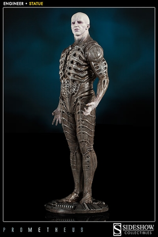 Prometheus Engineer Statue
