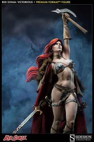 Red Sonja Victorious Premium Format Figure