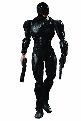 Robocop Play Arts Kai Robocop Version 3.0 Action Figure