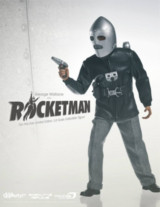 Rocketman 1/6 Scale Figure