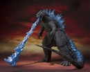 S.H. Monsterarts Godzilla 2014 Spitfire Edition