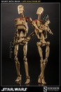 Security Battle Droids 1/6 Scale Figure Set