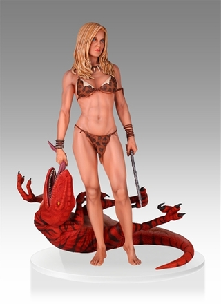 Shanna the She-Devil 1/4 Scale Statue