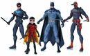Son of Batman Set of 4 Action Figures