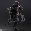 Square Enix Play Arts Kai Batman Timeless Wild West Figure