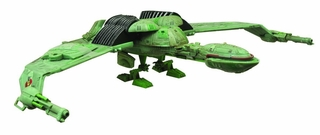 Star Trek IV HMS Bounty Klingon Bird of Prey Electronic Ship