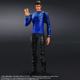 Star Trek Play Arts Kai Spock Action Figure