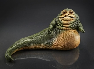 Star Wars Black Series Deluxe Jabba the Hutt Figure