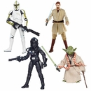 Star Wars Black Series Wave 6 Action Figure Set