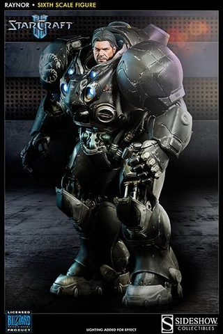 Starcraft Raynor 1:6 Scale Figure