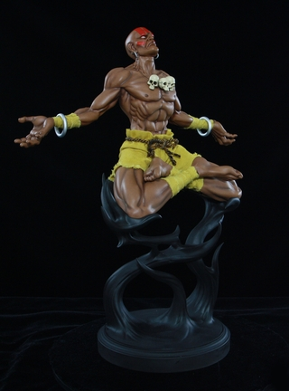 Street Fighter Dhalsim 1/4 Scale Statue