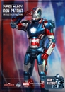 Super Alloy Iron Patriot 1/12 Scale Figure